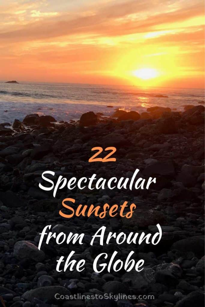 Check out 22 Spectacular sunsets from around the globe including Phuket Thailand | Venice Beach California | Long Island City New York | Santorini Greece | Fort Lauderdale Florida | Pebble Beach California | Manuel Antonio Costa Rica | Troy New York | Cancun Mexico | Key West Florida | Dana Point California | Budapest Hungary | San Juan Puerto Rico | Pacific Coast Highway California | Paros Greece | Miami Florida | Greenville North Carolina | Thailand Greece | Costa Rica Mexico | United States | #sunset #sunsets
