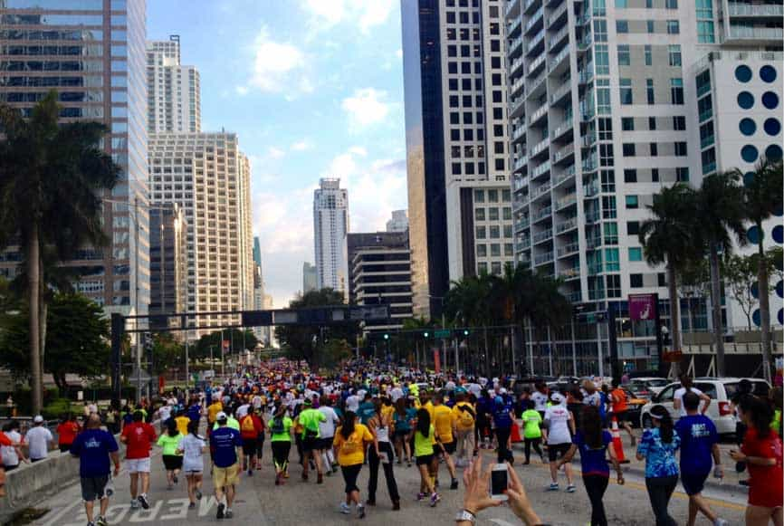 South Florida Events and Festivals - Mercedes-Benz Corporate Run