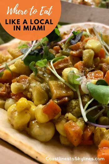 Where to Eat in Miami - Manjay at Citadel