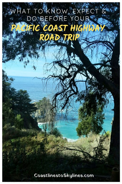 Pacific Coast Highway: What to Know, Expect and Do Before