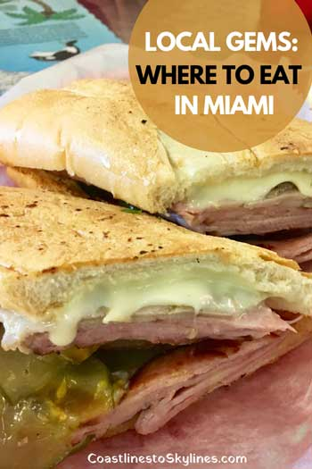 Where to Eat in Miami - Enriqueta's