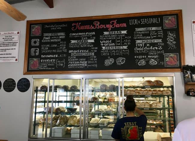Knaus Berry Farm Shakes Berries And Cinnamon Rolls Coastlines To Skylines